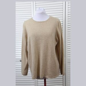 J. Crew Collection Cashmere Boxy Boy Sweater